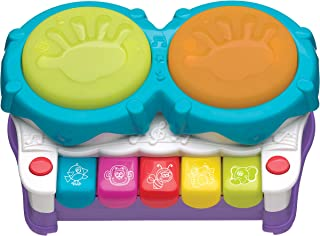 Playgro 2 in 1 Light Up Music Maker for Baby Infant Toddler Children 6384144, Playgro is Encouraging Imagination with STEM/STEM for a Bright Future - Great Start for a World of Learning