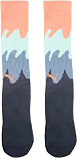 pink dolphin socks