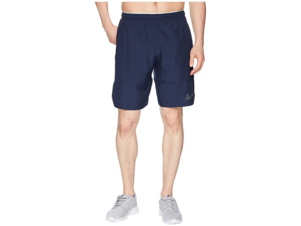 Nike Dry Shorts Untouchable Woven (College Navy/Light Bone/Black) Men