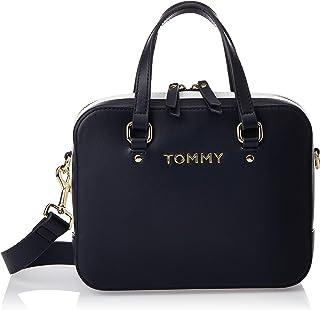 Tommy Hilfiger Satchel  for Women-Blue