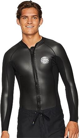 Aggro 1.5m Long Sleeve Full Zip Jacket