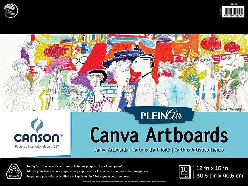 Plein Air Canva Artboards 12X16 10 Boards