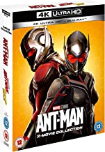 Ant-Man / Ant-Man and the Wasp Collection [4K UHD + Blu-ray]