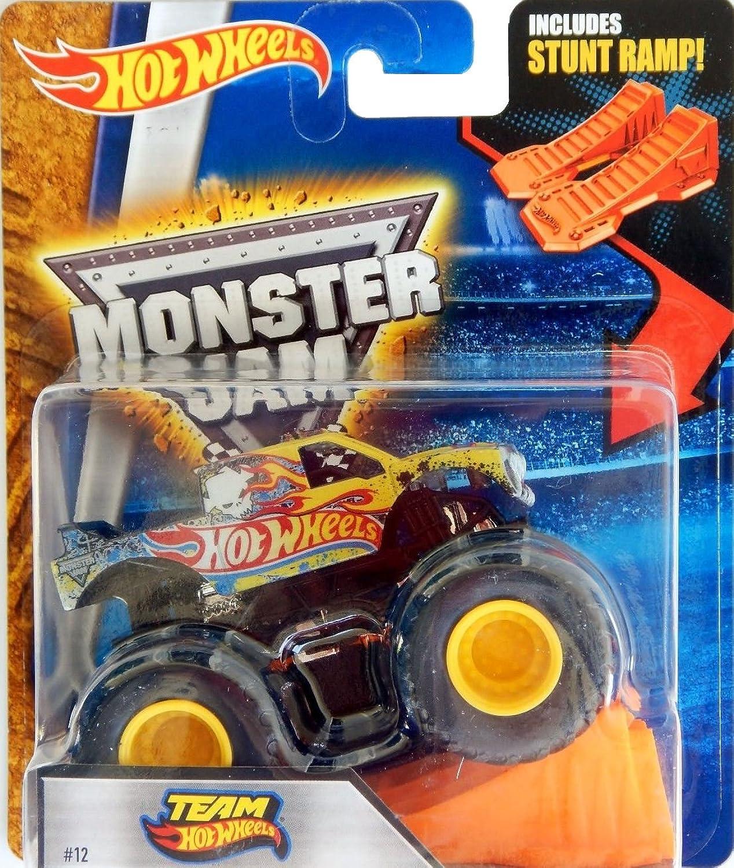 barato y de alta calidad Hot Hot Hot Wheels 1 64 Monster Jam 2016 Team Hot Wheels  12 by Monster Jam  Venta en línea de descuento de fábrica