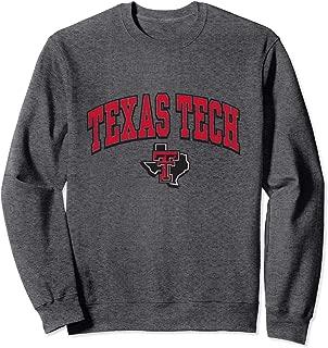 Texas Tech Red Raiders NCAA Women's Sweatshirt TT-05