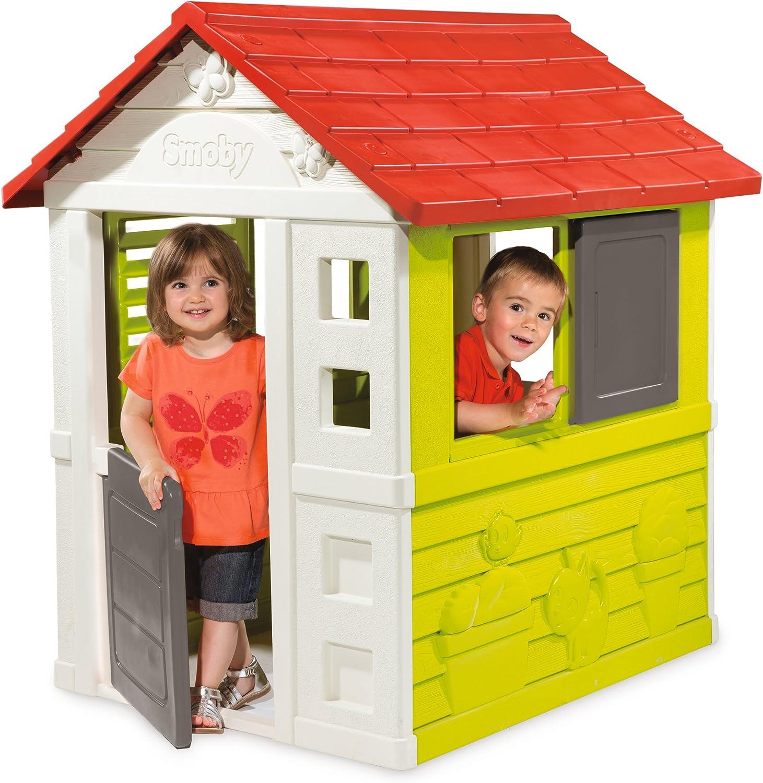 ventas en linea Smoby- Smoby- Smoby- Casa Nature, Color Naranja (Simba Juguetes 810704)  nuevo estilo