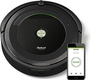 【Amazon.co.jp限定】ルンバ 691 アイロボット ロボット掃除機 wifi対応 遠隔操作 自動充電 清掃予約 髪の毛 ペットの毛のゴミ 畳などの床に ロボットクリーナー【Alexa対応】