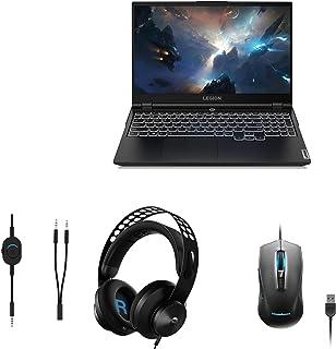 """Lenovo Legion 5i 10thGen i5 15.6"""" FHD IPS Gaming Laptop (8GB/1TB HDD/256GB SSD/Win/120 Hz/GTX 1650 4GB GDDR6) 82AU00KEIN+L..."""