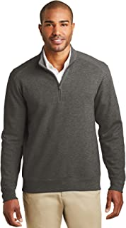 Port Authority Interlock 1/4-Zip. K807