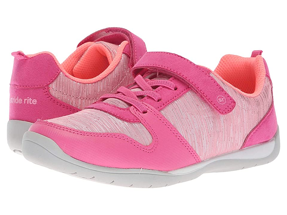 Stride Rite Made2Play(r) Avery (Toddler/Little Kid) (Pink) Girl