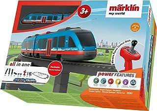 """Märklin my world 29307 – startpaket """"Airport Express – Hochbahn"""", Spur H0"""