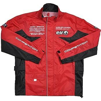 エルフ(ELF) バイク用レインスーツ セパレート RD L ELR-3291