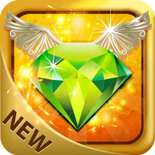 Jewel Blast Mania - Gems and Jewel Match 3 Games!
