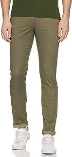 Arrow Sports Men's Slim Fit Casual Trousers