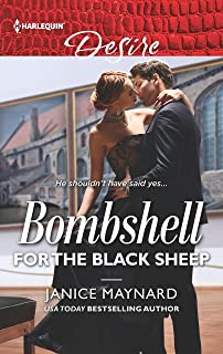 Bombshell for the Black Sheep (Southern Secrets Book 3)