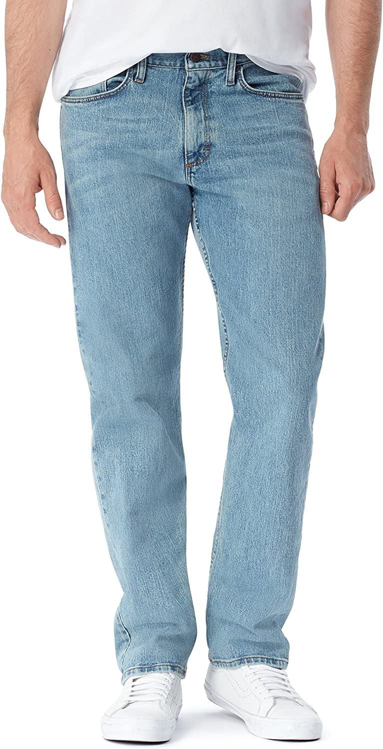 Wrangler Authentics Men's Save money Max 78% OFF Big Tall Relaxed B Fit Classic Jean