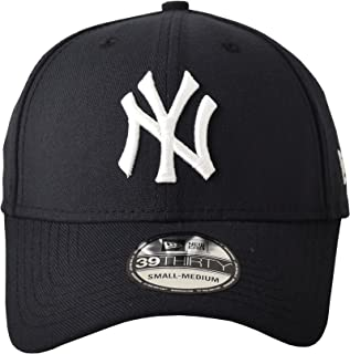 brand new a0616 7c27d MLB New York Yankees Team Classic Game 39Thirty Stretch Fit Cap, Blue,  Medium