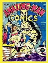 Amazing Man Comics #14