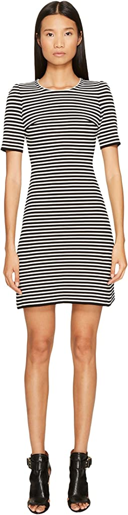 Rykiel Striped Dress