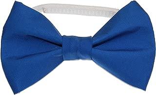 Royal Blue Clown Size XXL Cotton Bow Tie - Oversized Huge Bowtie 8