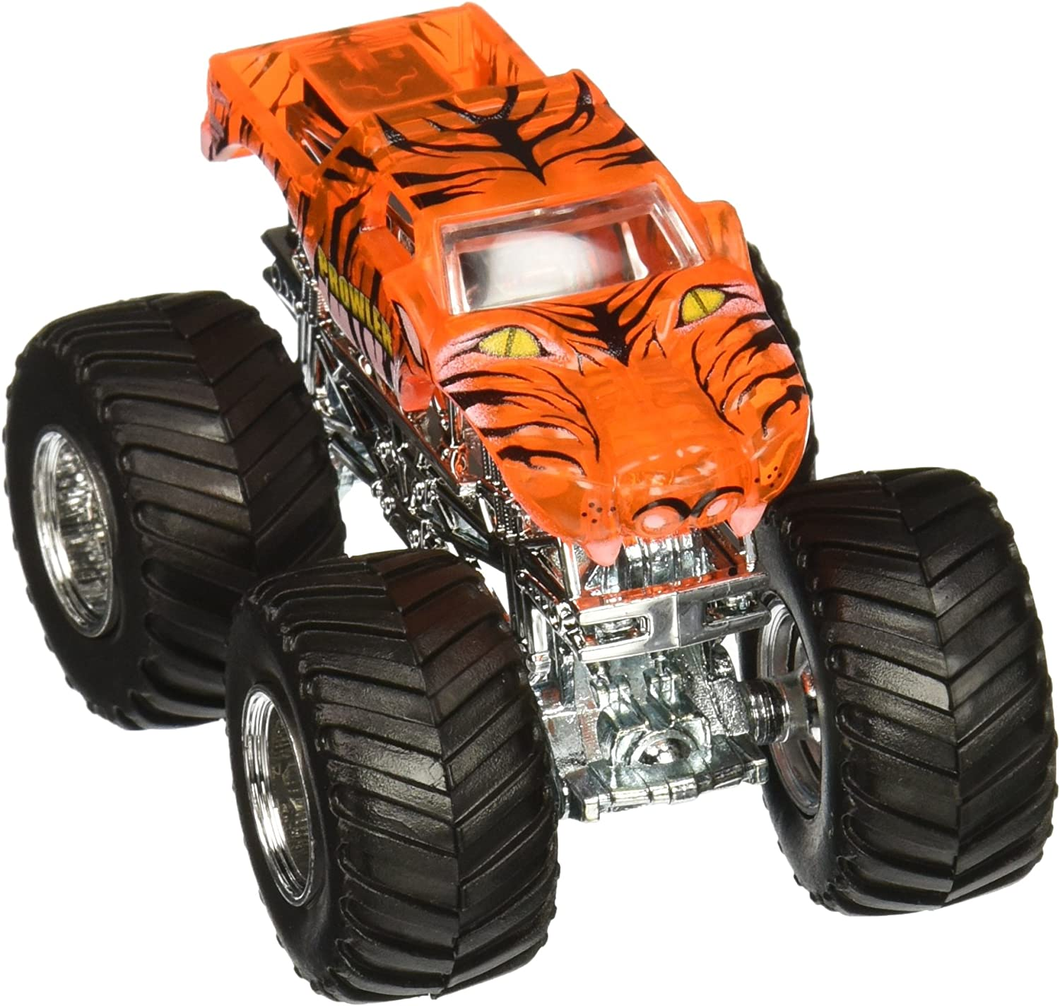 Hot Wheels Monster Jam 1 64 Scale  Prowler with Stunt Ramp  11 by Hot Wheels