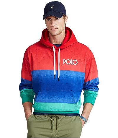 Polo Ralph Lauren Logo Ombre Hooded T-Shirt
