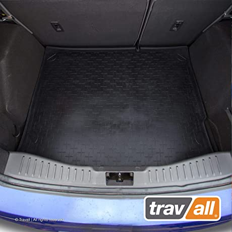 Travall Liner TBM1070 – Vehicle-Specific Rubber Boot Mat Liner