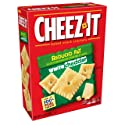 Cheez-It Baked Snack Cheese Crackers, Reduced Fat, White Cheddar, 11.5 oz Box
