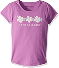 Life is Good Smiling Smooth Tee