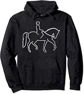 Dressage riding Pullover Hoodie
