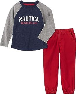 Nautica Boys 2 Pieces Pant Set Pants Set