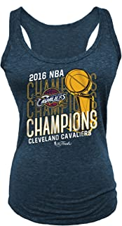 NBA Women's Champions Tri-Blend Racerback Tank Top