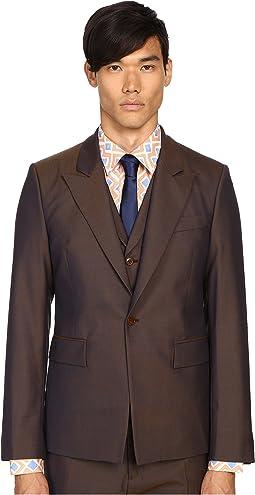 Wool Waistcoat Jacket