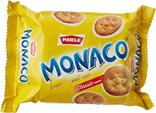 Parle Monaco Biscuit, Classic, 75.4g (66.7g + 8.7g Extra)