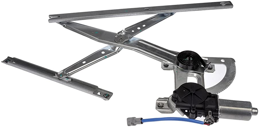 Dorman 748-180 Ford Truck Front Driver Side Power Window Regulator with Motor