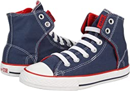 9ceb627a00dbd7 Navy. 32. Converse Kids. Chuck Taylor® All Star® Easy Slip (Little Kid Big  ...