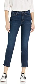 Amazon Brand - Goodthreads Women's High-Rise Slim Straight Jean
