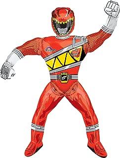 Anagram International Power Ranger Dino Air Walker, Multicolor