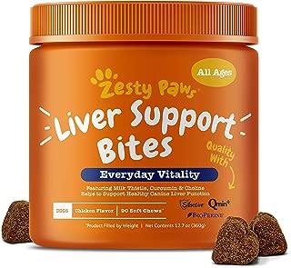 dog liver paste