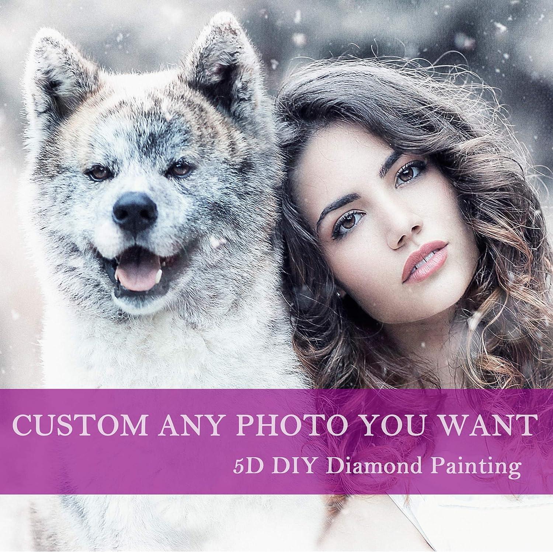 Virginia Beach Mall Miaodu 5D DIY Diamond Painting Customized P Max 66% OFF Private Stitch Cross