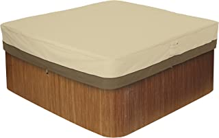 Classic Accessories Veranda Square Hot Tub Cover, Medium