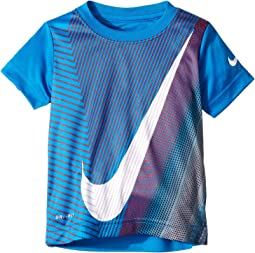 Swoosh Dot Dri-FIT™ Short Sleeve Tee (Toddler)