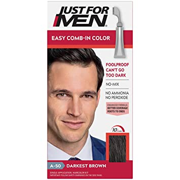 Haarfarbe für männer
