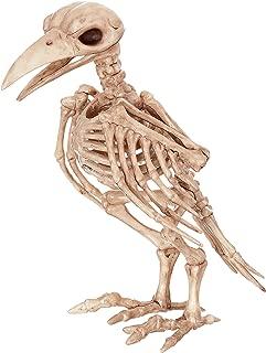 Crazy Bonez Skeleton Raven