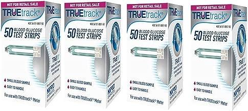 true result blood sugar test strips