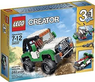 Lego Creator 31037 Adventure Vehicles Building Kit