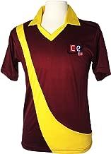 CE West Indies Color Cricket T-20 Kit Shirts Jersey & Pants Trousers West Indies Color (Jerseys Shirts, Large)