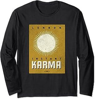 John Lennon - Instant Karma Sun Manche Longue