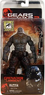Gears of Wars 2 - Grenadier Lambent Comicon 2009 Exclusive Edition Action Figura