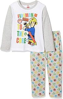 Amazon.es: Sam le Pompier - Pijamas y batas / Niño: Ropa